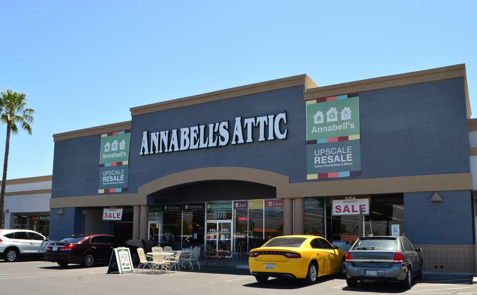Annabell's Attic