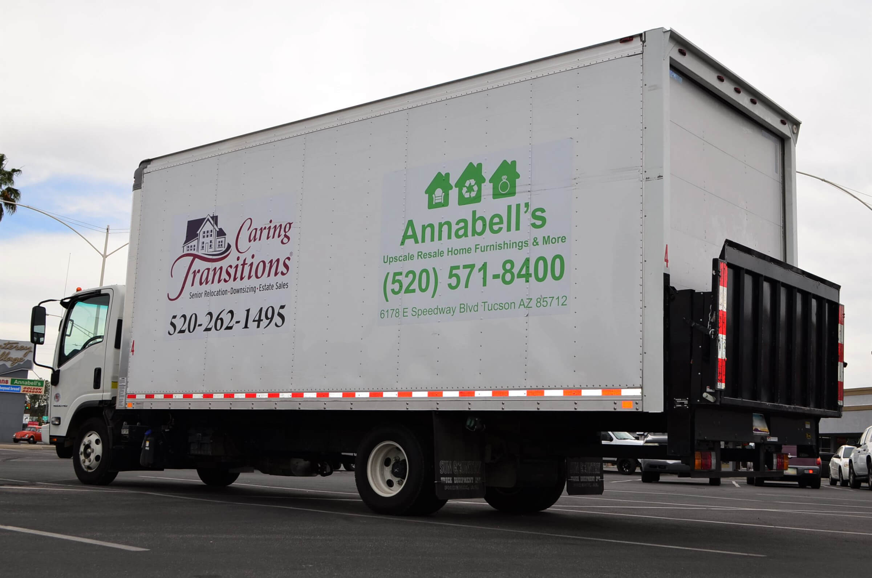 Annabell's Attic Truck